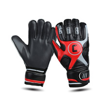 Professional Goalkeeper Gloves Finger Protection Thickened Latex Soccer Football Goalie Gloves Goal keeper Gloves 2 Styles