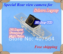 Factory selling, Waterproof  HD CCD Car Rear View Reverse back up Camera for Subaru Legacy