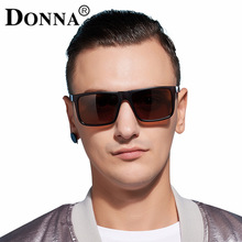 Donna Polarized Men Sunglasses Mirror Oversized Black Square Driver Fishing Sun Glasses Sports HD Lens Womens Designer Mens D54