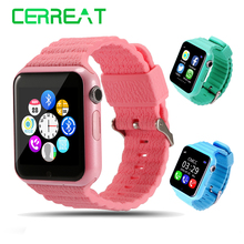 V7K Kids Children Smart Watch Phone GPS LBS AGPS Voice Call GPS Tracker Life Waterproof Baby Children Safe Smart Wristwatch