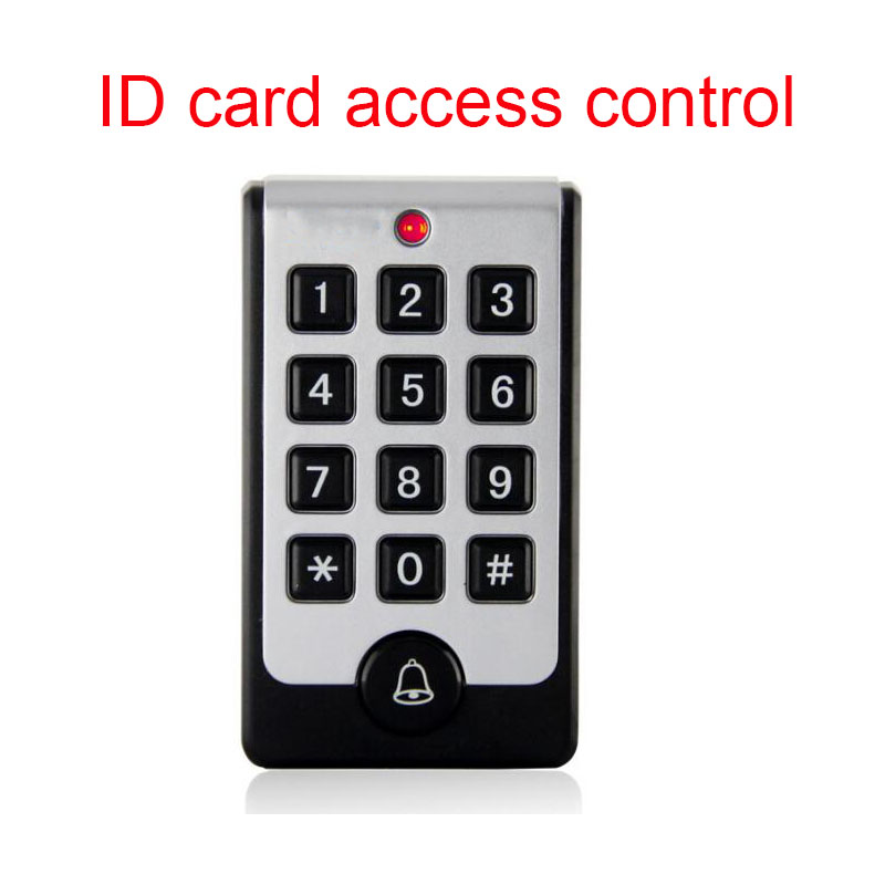 Free shipping ID Access Controller  password access control  Door Access Control Keypad system<br><br>Aliexpress