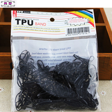 300pcs Rubber Rope Hairband Ponytail Holder Elastic Hair Bands Ties Braids Plaits Hair Accessories for Girls Ladies