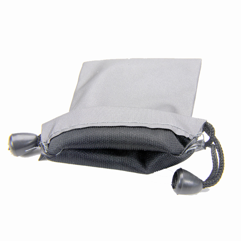 RACAHOO Flannel Earphone Bag Waterproof Headset Storage Bags Portable Carrying Case For iphone Headphones Accessories Mini Pouch1