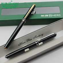 [HERO] 386 Classical Series Fountain Pen Iridium Fountain Pen Made in Shanghai General Factory 1PCS