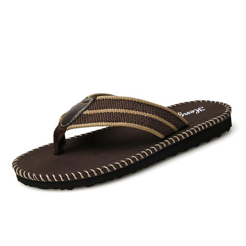 2017 slippers massage flip flops Casual Stripes Men Sandals winter slippers Men Fashion home shoes Beach Shoes Flip flops Black<br><br>Aliexpress