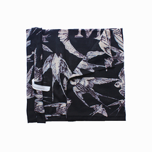 180cm*90cm Big Size Women 2017 Autumn New Fashion Animal Swallow Fly Bird Printed Tassels Long Scarf Hot Sale Big Shawl