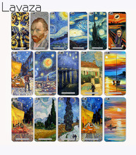 Lavaza 995CA Doctor who van gogh Art Hard Case for Xiaomi Redmi 4X 4 4A Pro prime Note 4 4X 2 3S 3 Pro Mi5 Mi5s Mi6 Mi 5 6 5S(China)