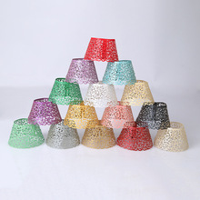 Hot cup cake paper 50pcs Little Vine Lace Laser Cut Cupcake Wrapper Liner Baking Cup Muffin cake tool A186