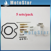 5x PZ30 Carb Parts 30mm ATV Carburetor Repair Rebuild Kit For Pit Dirt Bike Quad 4 Wheeler Motorcycle 150cc 160cc 250cc