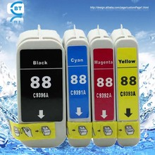 4PCS compatible hp88 HP 88xl ink cartridge for Pro K550/K550dtn/K550dtwn printer(China)