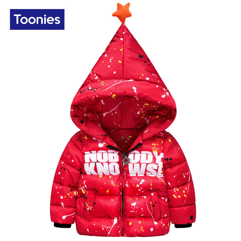 2017 Winter Fashion Boys Parka Letters Printed Zipper Down Coat Handsome Boys Thick Down Jacket Kids Warm Clothing Coat 4 ColorsОдежда и ак�е��уары<br><br><br>Aliexpress