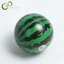 Children's toy ball bounces the ball sponge ball, Pu ball fitness  watermelon  bubble soccer