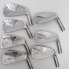 Golf Clubs Brand New The new golf PRGR ID NABLA TOUR iron rod head 4 - P Graphite R/ S flex Set 4-9P(7pcs)(China)