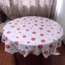 Free Shipping Disposable Tablecloth Waterproof Oilproof Wedding Restaurant Home Kitchen Table Cloth PE Table Cover Supplies