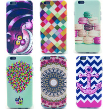 Mobile phone Case For Apple iphone 6 6s 6G iphone6s iphone6 S Cover Soft Silicone Slim Ultrathin TPU Shell Unique Casing Housing