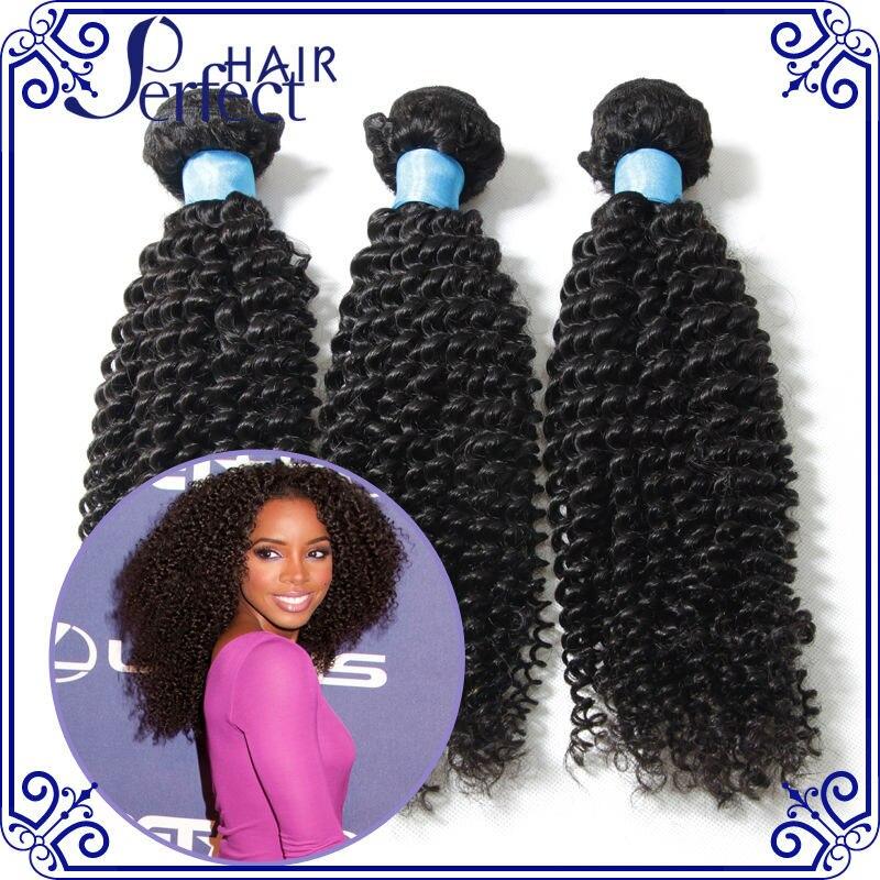 Mongolian afro kinky curly virgin hair 3Pcs lot peerless virgin hair unprocessed 6A human hair bundles kinky curly hair<br><br>Aliexpress