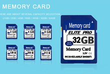 TF card 8GB 16GB Class 10 TFHC Memory card TFXC For camera 128MB transflash TF Card 2GB 4GB 32GB 64GB Secure Digital Card(China)