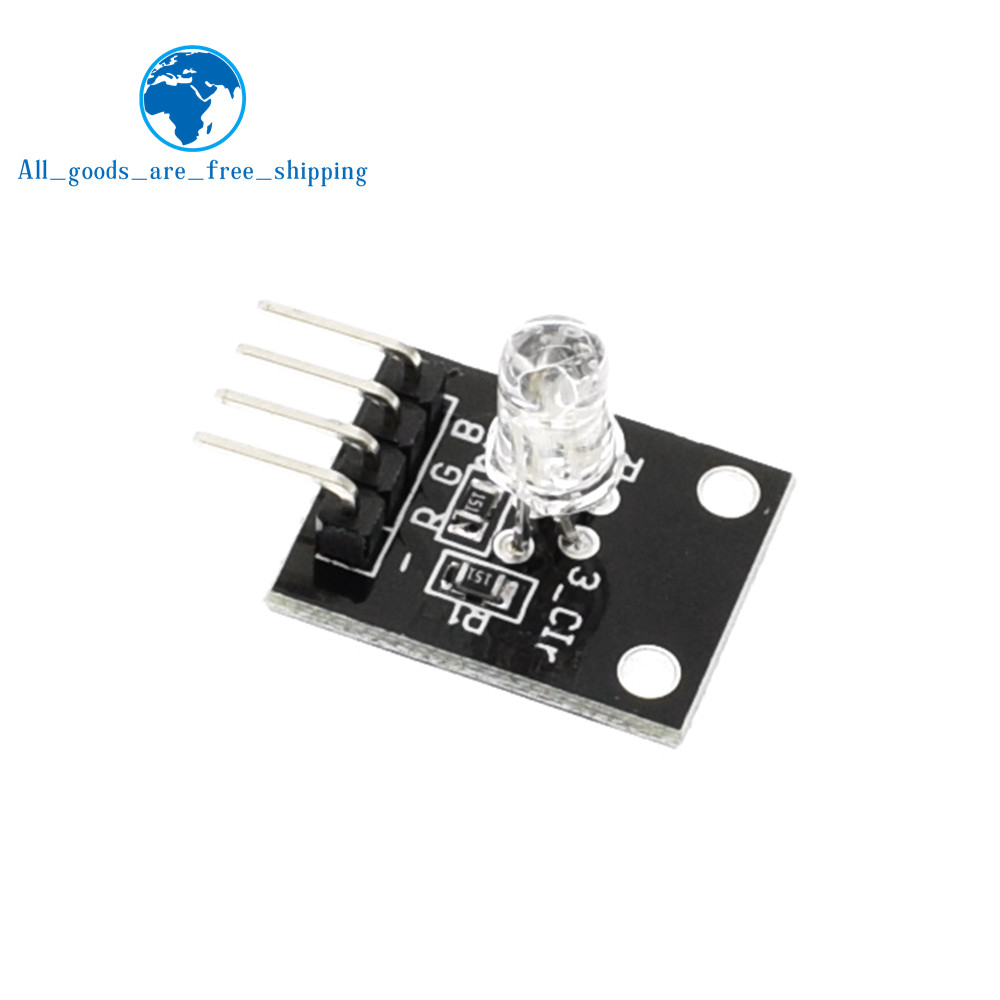 Detail Feedback Questions About Tzt Smart Electronics Fz0455 4pin Rgb Led Controller With Pic12f675 Ky 016