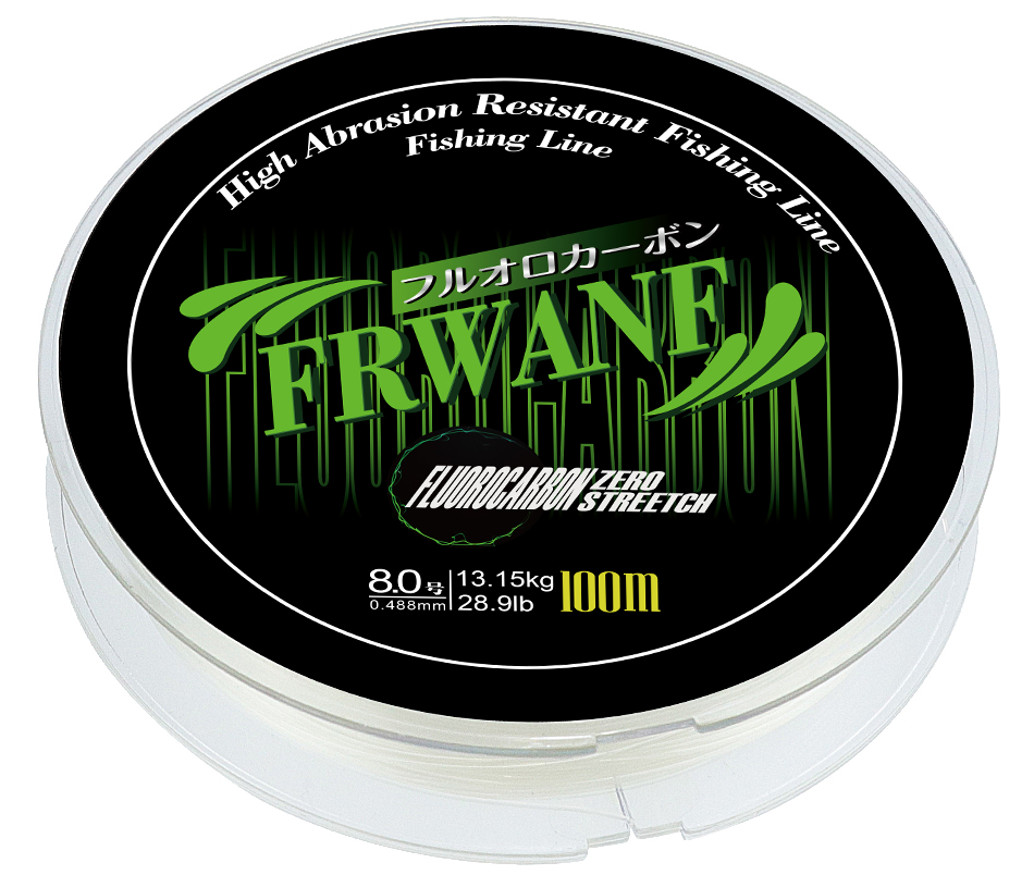 Monofilament Fishing Line Fluorocarbon (10)