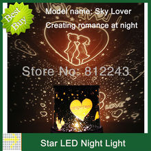 Sky Lover - Star Master Night Light for Home Table Lamp LED Night Lamp for kids Star Sky Projector Gifts for Christmas D18005
