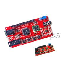 ATmega16 board ATmeg a32 TEA5767 TDA1308 ISP Module 5V FM Radio AVR Development Board MCU