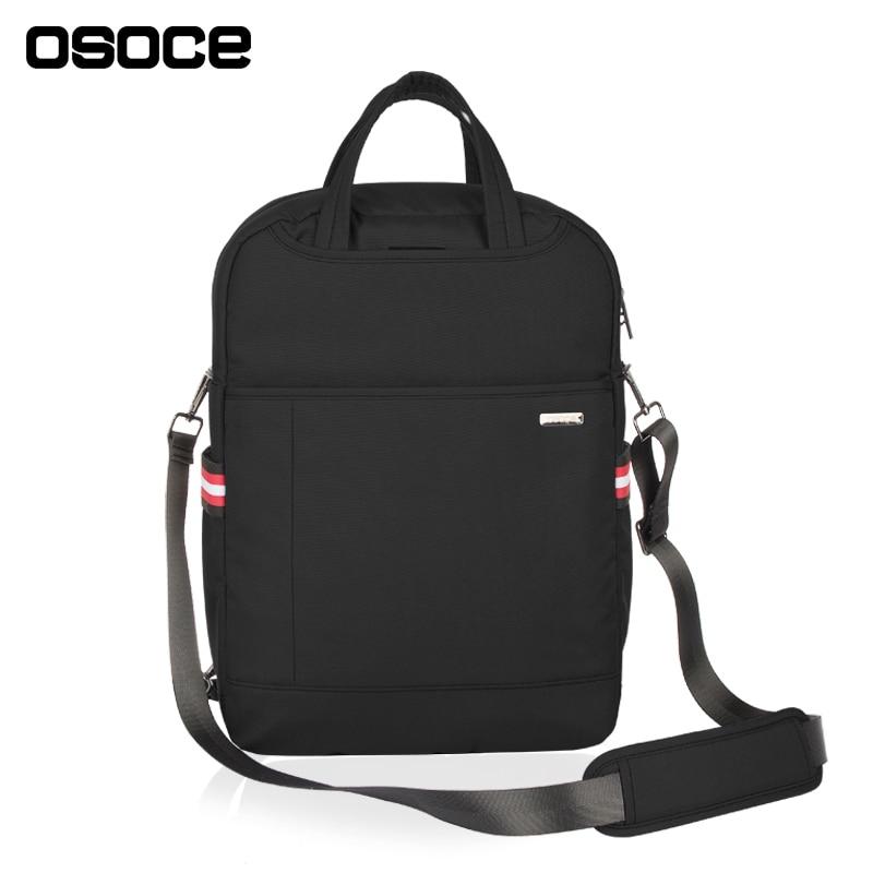 OSOCE Brand Canvas Men Women Backpack College  School Bags For Teenager Boy Girls Laptop Travel Backpacks Mochila Rucksacks<br>