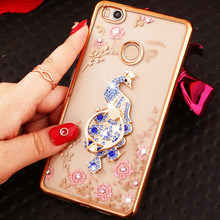 Buy Cases Huawei Y6 Pro 2017 Bling flower Soft case Huawei Y6 Pro 2017 SLA-L02 SLA-L22 SLA-TL00 Case Huawei Y6 Pro 2017 for $3.45 in AliExpress store
