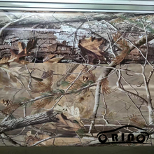 High Quality Leaf Realtree Camouflage Wrap Vinyl Real Tree Camo Film Sticker Vehicle Car Wraps Covers Self Adhesive