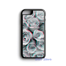 Trippy Floral Trendy Art fashion cover case for iphone 4 4S 5 5S 5C SE 6 6 plus 6s 6s plus 7 7 plus #ce675