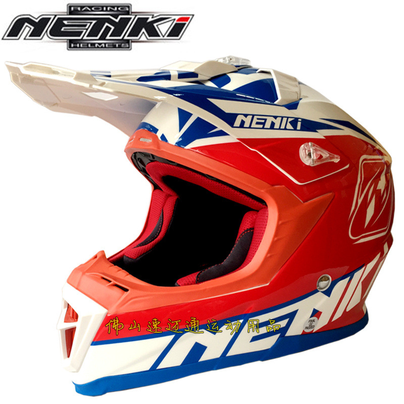 2016 Fiberglass Off Road Motorcycle Helmet Motocicleta Capacete Casco Nenki Brand 316<br><br>Aliexpress