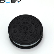 4GB 8GB 16GB 32GB Full Capacity Cute Oreo cookies Shape USB 2.0 Flash Drive pendrive thumb Car Key Memory Card Pen(China)