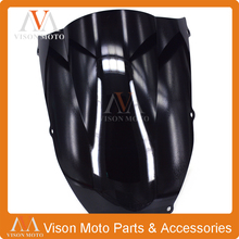 Motorcycle Winshield Windscreen For KAWASAKI ZX6R ZX-6R 2000 2001 2002 00 01 02