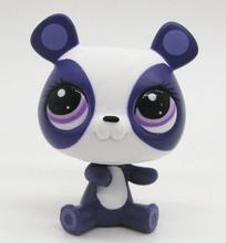 Original LPS quality cute toys Lovely Pet shop animal panda action figure littlest doll