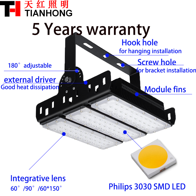 IP65 waterproof LED high bay light 150W LED flood light led tunnel light led industrial light 5 years warranty<br><br>Aliexpress