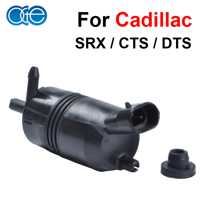 Windshield Washer Pump For Cadillac SRX / CTS / DTS 2003-2010 Headlight Wiper Car Auto Motor OEM 22127652 / 22127653 / 22143196(China (Mainland))