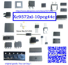 Free shipping Xc9572xl-10pcg44c  CPLD 72 MCELL C-TEMP 44-PLCC 9572 XC9572XL 3PCS/LOT
