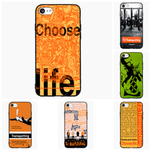 Trainspotting Choose Life Cell Phone Case For Xiaomi Mi Redmi Note Pro 1 1s 2s 3 4i 5 6 Wallet Cover Shell Accessories Gift