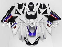 Fairings For Suzuki GSXR600 GSXR750 K11 11 12 13 14 2011 2012 2013 2014 ABS Motorcycle Fairing Kit Moto Cowling Blue White Black