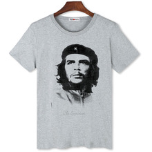 BGtomato CHE GUEVARA summer o neck fashion t shirts for men hot sale Originality brand clothing Good quality soft casual shirts(China)