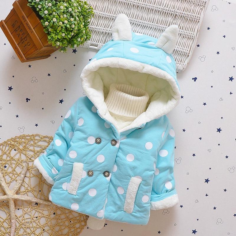 2017BibiCola Girls Winter Coat for Girls Parka Infantil Boys Girls Winter Jackets Childrens Jackets Down Coat Infant Overcoat<br>