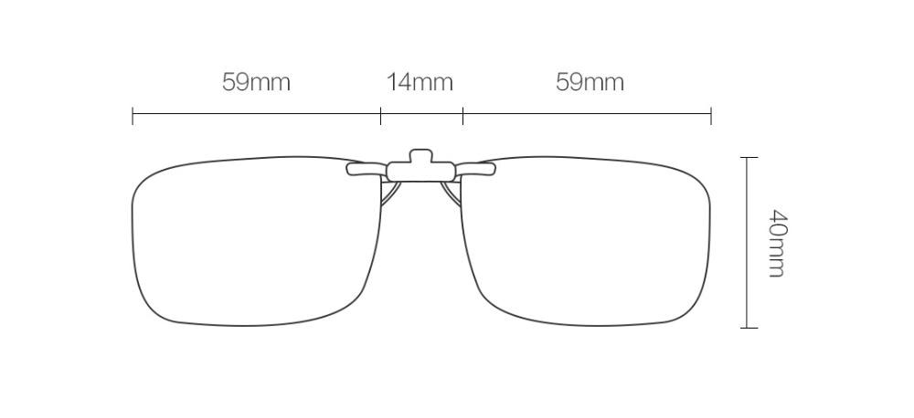 Xiaomi-Turok-Steinhardt-TS-Clip-Sunglasses-Polarized-Clear-Sight-Sun-Glas-s-Anti-UVA-UVB-Mijia-for-Myopia-Outdoor-Travel-Fishing-(10)