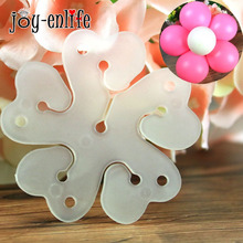 Balloons-Clip Flower-Modelling Wedding-Decoration Birthday-Party Sealing-Clamp 10/20/30pcs