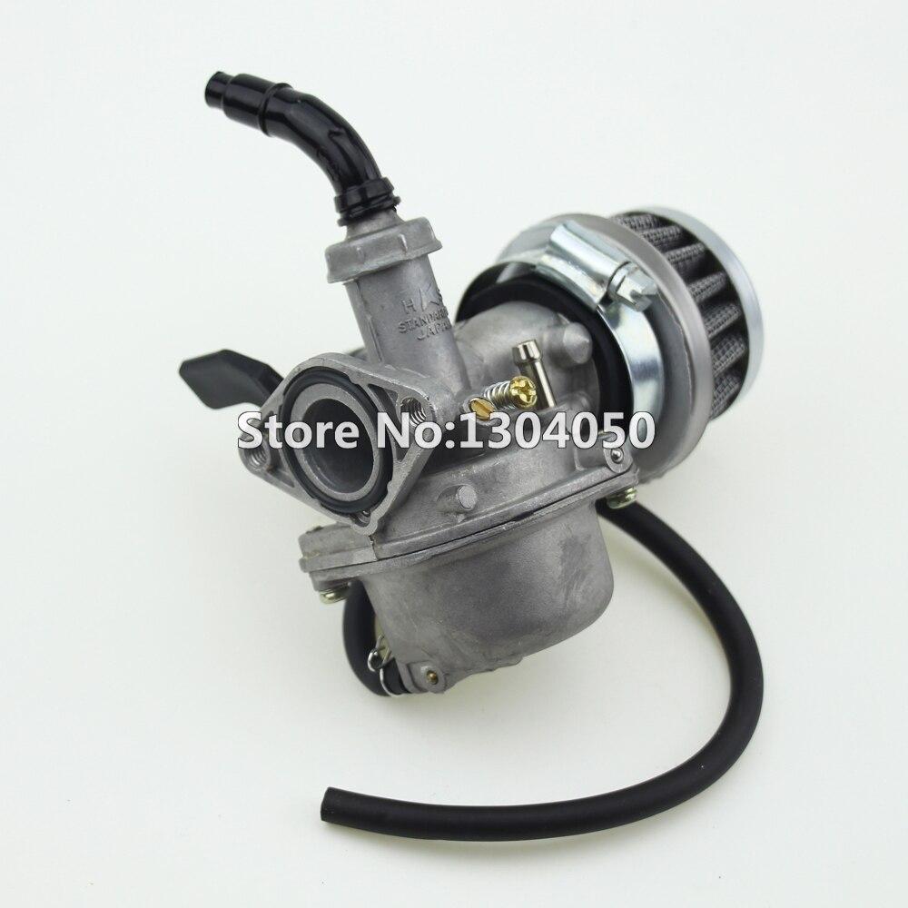 50 70 90 110cc 100cc 125 engine 19 20mm Intake Gaskets fit PZ19 PZ20 Carb TAOTAO