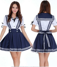 sexy lingerie Skirt of tall waist straps princess dress shoulder-straps students costume