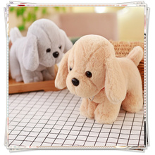 Teddy bear dog Teddy lying dog toys mini teddy bear soft toy plush husky dog plush toys graduation doll valentine day gifts(China)