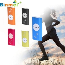 Factory Price Binmer USB MP3 Player Support Micro SD TF Card Music Media 51111 Free Shipping