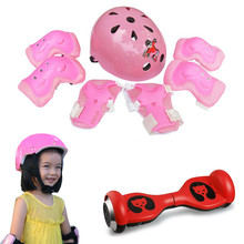 Buy 7Pcs/set Kid Child Self Balancing Bike Roller Knee Protect Elbow Support Wrist Protector Helmet Pad Palm Guards Protector #616 for $9.28 in AliExpress store