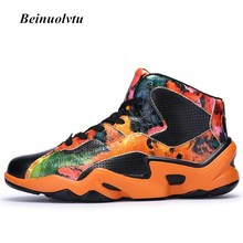Popular sport shoes men basketball shoes high-top sneakers sports shoes basketball sneakers shoes
