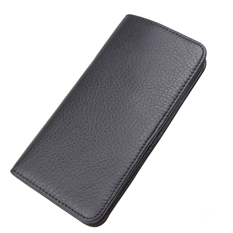 JMD Real Leather Wallet Mens Credit Card Holder High Quality Black Wallet 8109A<br><br>Aliexpress