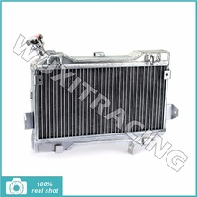 Aluminium Core New Motorcycle ATV Quad Dirt Bike Radiator Cooling for SUZUKI LTR450 LTR 450 Quad Racer2006-2009 2007 2008 06-09(China)